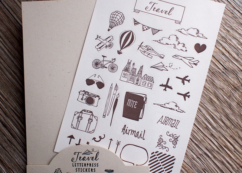 Travel - Stickers