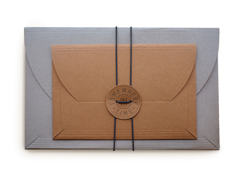 Urban + Sand envelopes