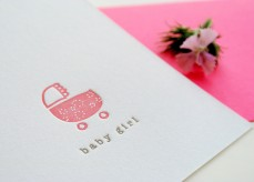 Baby Stroller - Girl【ONLINE EXCLUSIVE】