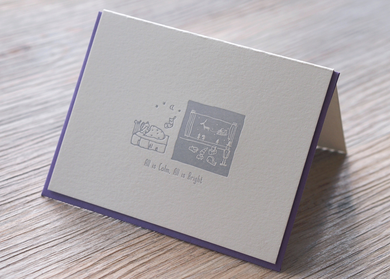 All is Calm All is Bright【ONLINE SPECIAL】